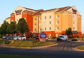 Hotel Fairfield Inn Suites Lawton