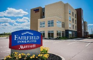 Hotel Fairfield Inn Suites Moncton