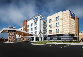 Hotel Fairfield Inn Suites Little Rock Benton