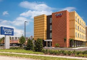 Hotel Fairfield Inn Suites Orlando Kissimmee/celebration