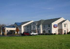 Hotel Fairfield Inn Suites Sandusky