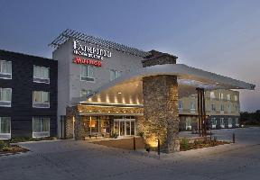Hotel Fairfield Inn Suites Scottsbluff