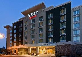 Hotel Fairfield Inn Suites San Antonio Alamo Plaza/convention Center