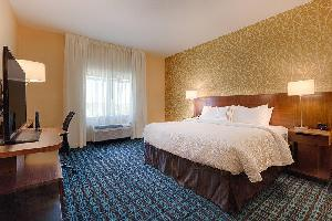 Hotel Fairfield Inn Suites Clearwater Beach