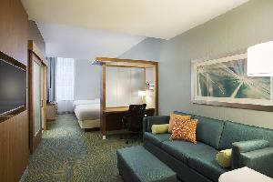 Hotel Springhill Suites Houston Downtown/convention Center