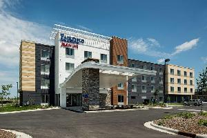 Hotel Fairfield Inn Suites Rochester Mayo Clinic Area/saint Marys