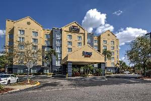 Hotel Fairfield Inn Suites Orlando Near Universal Orlando Resort