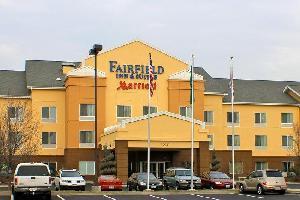 Hotel Fairfield Inn Suites Yakima