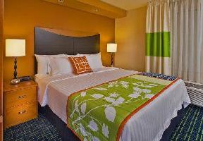 Hotel Fairfield Inn Suites Portland Airport
