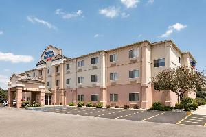 Hotel Fairfield Inn Suites Toledo Maumee