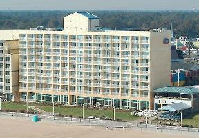 Hotel Fairfield Inn Suites Virginia Beach Oceanfront