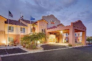 Hotel Fairfield Inn Suites Twentynine Palms-joshua Tree National Park
