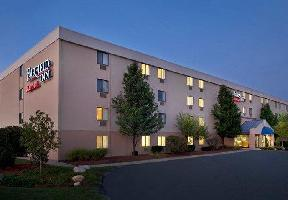 Hotel Fairfield Inn Manchester-boston Regional Airport