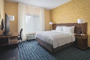 Hotel Fairfield Inn Suites Syracuse Carrier Circle