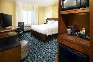 Hotel Fairfield Inn Suites Wheeling Triadelphia At The Highlands