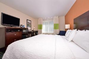 Hotel Fairfield Inn Suites Tacoma Puyallup