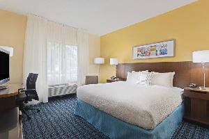 Hotel Fairfield Inn Suites Tampa Brandon