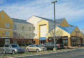 Hotel Fairfield Inn Princeton