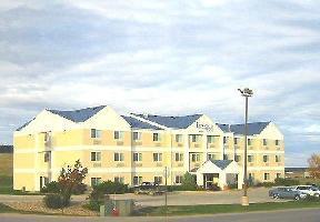 Hotel Fairfield Inn Suites Spearfish