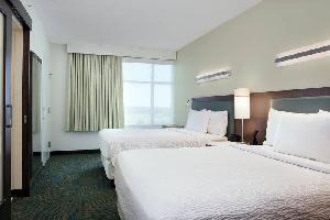 Hotel Springhill Suites Orlando At Flamingo Crossings/western Entrance