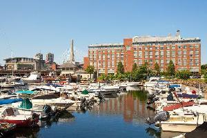 Hotel Residence Inn Boston Harbor On Tudor Wharf
