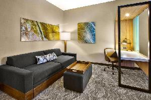 Hotel Springhill Suites Pittsburgh Butler/centre City