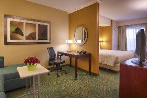 Hotel Springhill Suites Salt Lake City Downtown