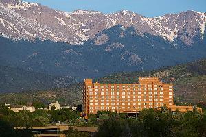Hotel Colorado Springs Marriott