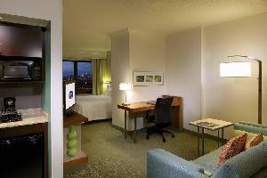 Hotel Springhill Suites Newark Liberty International Airport