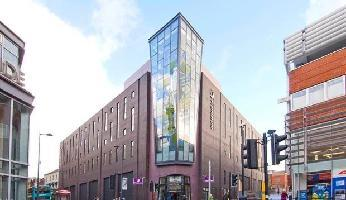 Hotel Liverpool City (liverpool One)