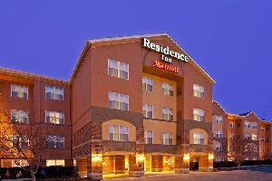 Hotel Residence Inn Indianapolis Downtown On The Canal