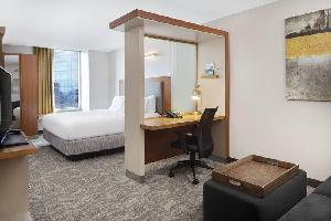 Hotel Springhill Suites Indianapolis Downtown