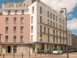 Hotel Appart'city Nantes Cite Des Congres