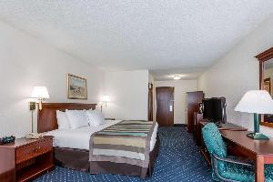 Hotel Baymont By Wyndham Greensboro/coliseum