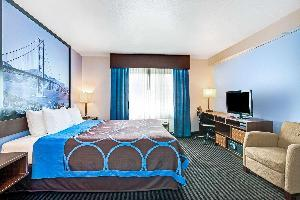 Hotel Super 8 By Wyndham San Bruno /sf Intl Arpt West