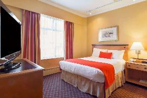 Hotel Howard Johnson By Wyndham Vancouver Downtown