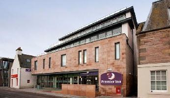 Hotel Inverness Centre (river Ness)
