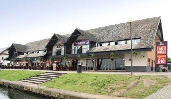 Hotel Milton Keynes East Willen Lake