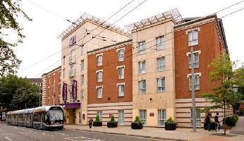 Hotel Nottingham City (goldsmith St)