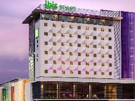 Hotel Ibis Styles Merida Galerias