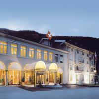 Thermalhotels Leukerbad