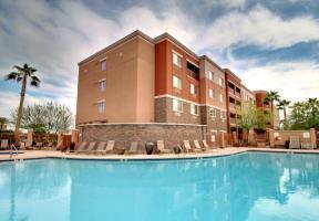 Hotel Courtyard By Marriott Phoenix West/avondale
