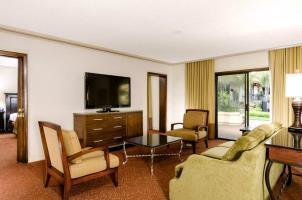 Hotel Doubletree By Hilton Ontario Airport