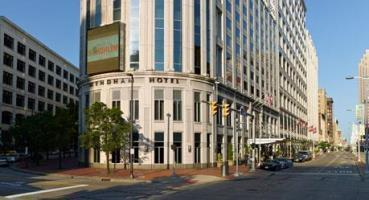 Hotel Crowne Plaza Cleveland At Playhouse Square