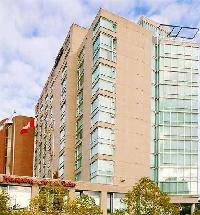 Hotel Hampton Inn & Suites By Hilton Vancouver-downtown