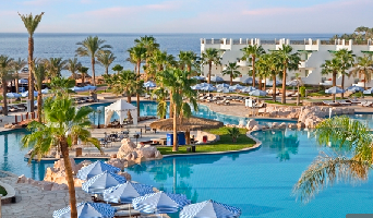 Hotel Hilton Sharm Waterfalls Resort