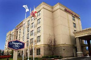 Hotel Hampton Inn By Hilton Toronto-mississauga West