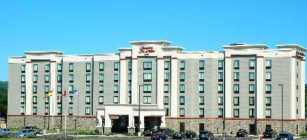 Hotel Hampton Inn & Suites By Hilton Moncton