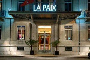 De La Paix Hotel Geneva