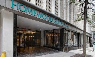 Hotel Homewood Suites By Hilton Richmond-downtown